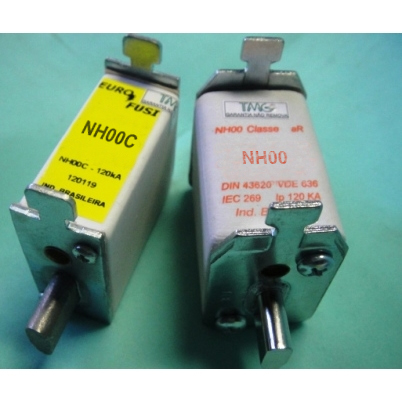Fusivel nh000 ultra rápido - nh fuse, ultrafast, ultrafast acting fuse